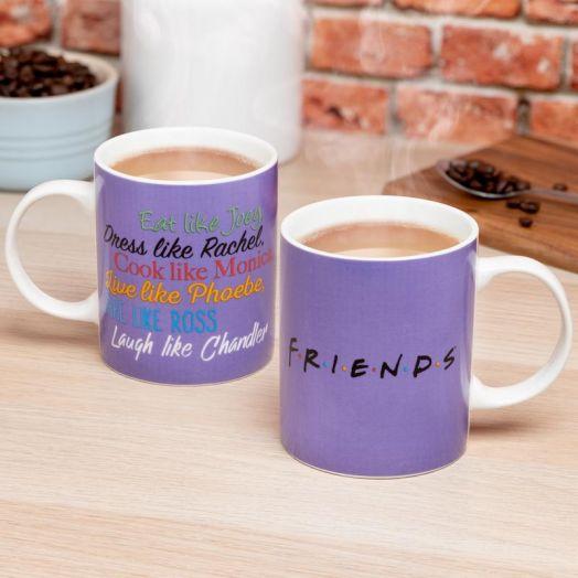 Friends Personalities Mug