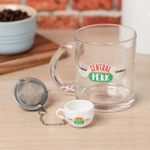 Central Perk Tea Gift Set
