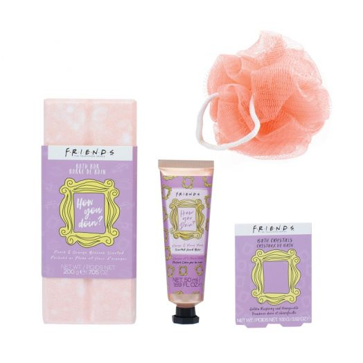Friends Bath and Body Gift Set