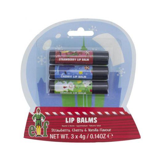 Elf Lip Balm Trio