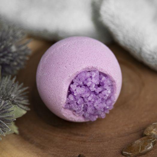 Emporium Geode Lavender Bath Bomb