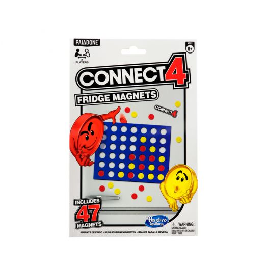 Connect 4 Fridge Magnets