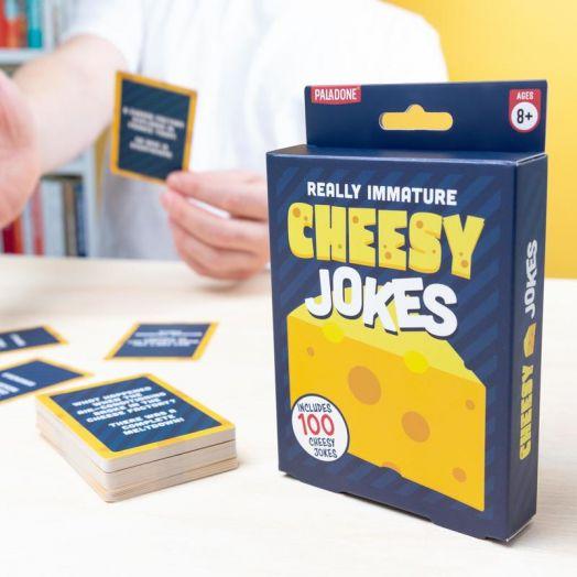 MINI JOKES Cheesy Jokes