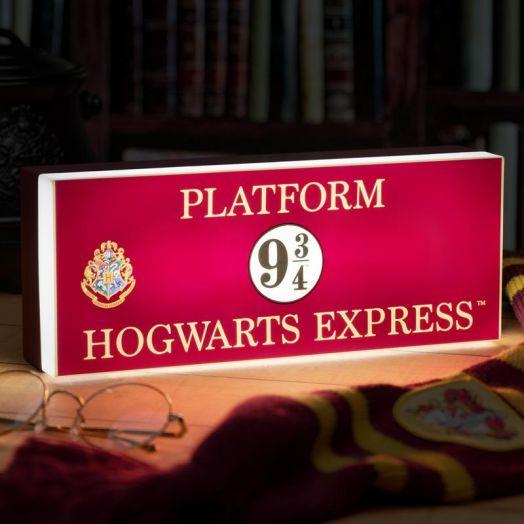 Hogwarts Express Logo Light