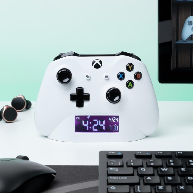 XBOX Controller Shaped Alarm Clock
