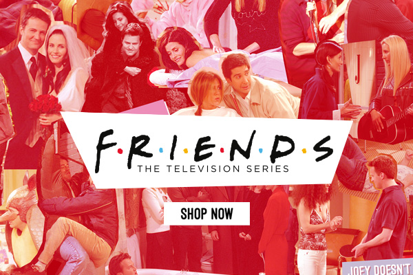 Wholesale Officially Licensed Friends TV Show Merchandise