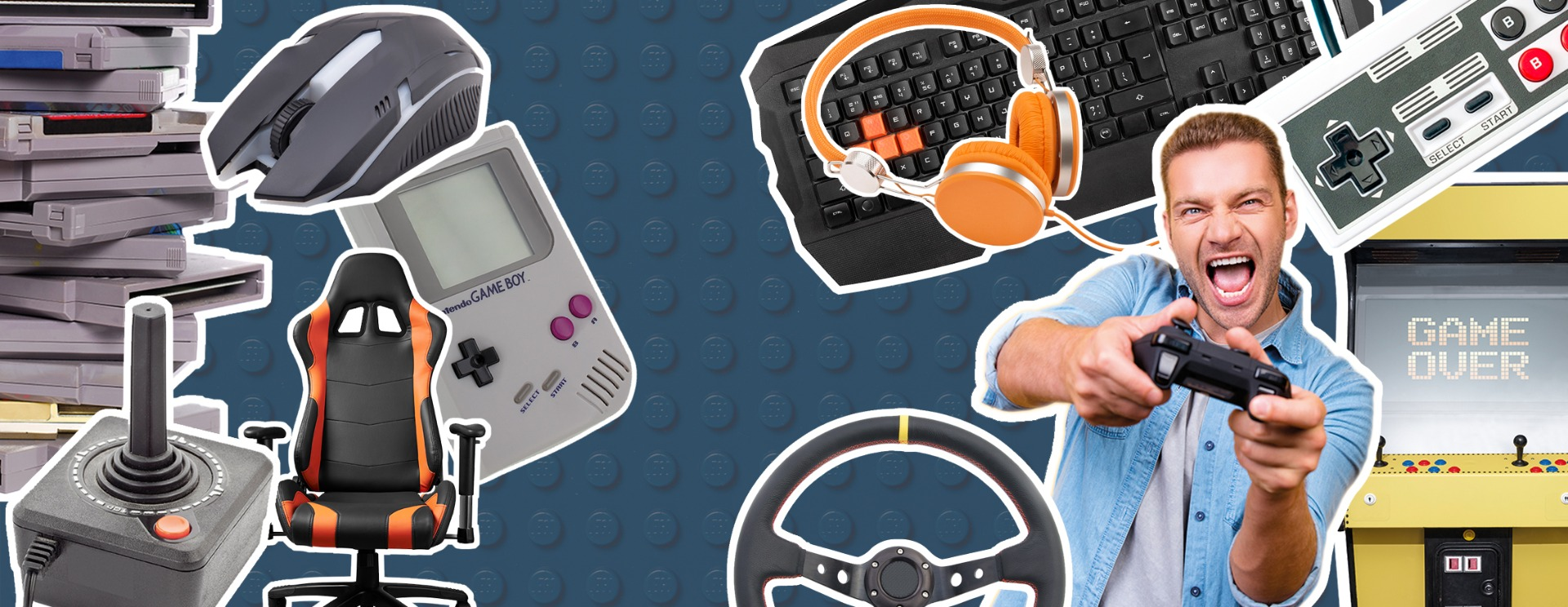 Gaming Gifts | Retro Gaming and Console Gaming Collectable Gifts